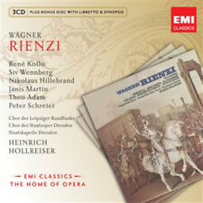 Richard Wagner : Wagner: Rienzi CD (2012) ***NEW***