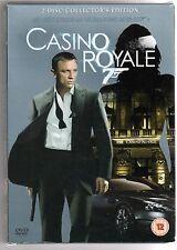 (GW874) Casino Royale, 007 - 2007 DVD