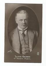 Lloyd George Political Postcard