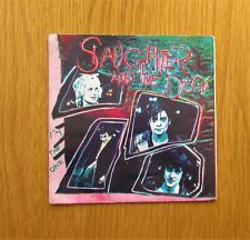 """SLAUGHTER & THE DOGS I'm The One ORIGINAL 1980 UK 7"""" VINYL SINGLE PUNK NEW WAVE"""