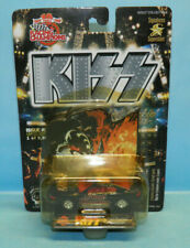 Racing Champions Hot Rockin Steel KISS Gene Simmons #26 Die Cast Car