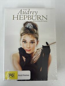 The Audrey Hepburn Dvd Collection Brand New Sealed