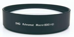 Marumi DHG Achromat +5 200 Filter Lens Sizes 49mm - 77mm
