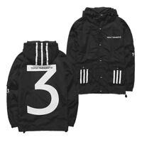 Y-3 High Quality YEEZUS Kanye Jacket Men Women Windbreaker MA1 Pilot Jackets