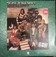 Merle Haggard - Merle Haggard's Christmas Present Vinyl LP Album
