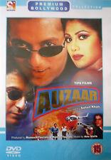 AUZAAR - ORIGINAL BOLLYWOOD DVD - Salman Khan, Sanjay Kapoor, Shilpa Shetty.