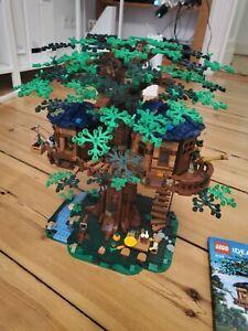 Lego Ideas Baumhaus 21318 - VOLLSTANDIG UND SUPER CONDITION!