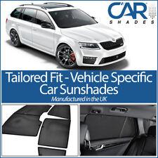 Skoda Octavia Estate 2013 On UV CAR SHADES WINDOW SUN BLINDS PRIVACY GLASS TINT