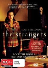The Strangers - NEW+SEALED DVD movie - fast free post
