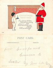 Babbo Natale, Santa Claus, San Nikolaus RED SUITED Baby, Child (I-L 105)