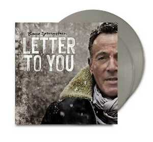 Bruce Springsteen - Letter To You (NEW GREY VINYL 2LP)