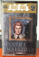 Rare Cassette JOHNNY HALLYDAY - HAMLET - K7 AUDIO  7599144 or.fr 1976