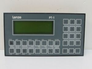 Lenze Standard PT-1 RS 485 Bedienfeld Panel TESTED