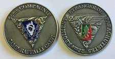 CHALLENGE COIN: FRENCH FOREIGN LEGION - 2e REP (6e CIE)