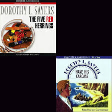 Dorothy L.Sayers - Lord Peter Wimsey Books 07-08 Audio Collection (03) on mp3 CD