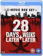 28 Days Later / 28 Weeks Later: 2 Movie box set (Blu-ray)
