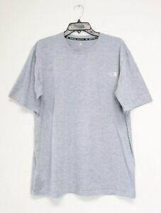 The North Face Mountain Athletics Gray Size 2XL Cotton Men's T-Shirt
