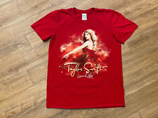 Taylor Swift Speak Now T-Shirt Red Size Small