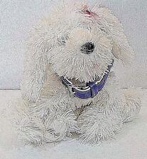 Victorias Secret Molly Plush Bishon Frise Puppy Dog Limited Edition  (t-v)