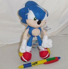 Soft toy Original SONIC THE HEDGEHOG from VIDEO GAME Official 20cm with SUCTION