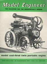 November The Model Engineer Hobbies & Crafts Magazines