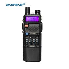 BaoFeng UV-5R Ham Radio Dual Band Transceiver + 3800mah Battery Walkie Talkie 5R