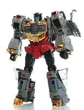 New ToyWorld Transformers TW-D03 Dinobots Grimshell Grimlock Figure In Stcok