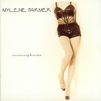 Mylène Farmer ‎CD Anamorphosée - France (M/EX+)