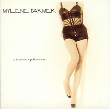 Mylène Farmer CD Anamorphosée - France (M/EX+)