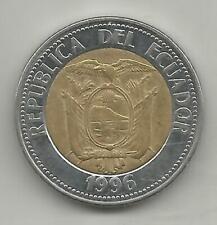 EQUATEUR MIL SUCRES 1996