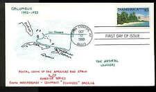 C127 PRE-COLUMBIAN AMERICA GRAND CANYON, AZ HAND PAINTED PAUL GERWITZ--8 MADE