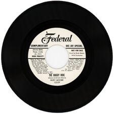 "RUDY MOORE  ""THE BUGGY RIDE""  ROCKIN' R&B"