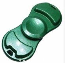 High Quality Fidget Spinner Toys EDC Spinner, Pure Copper or Aluminum Hand-GREEN