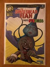 Gingerdead Man Meets Evil Bong #1 Danger Zone Sold Out 1st Print NM