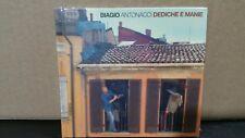 BIAGIO ANTONACCI - DEDICHE E MANIE (CD SIGILLATO SONY 2018)