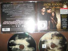 CD + DVD Special Soundtrack Die Twilight Saga New Moon Biss Zur Mittagsstunde