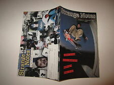 SKATEBOARD CATALOG SANTA CRUZ STRANGE NOTES #6 6  CREATURE NAVARRETTE  ADAMS