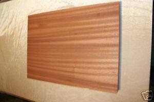 Blank Body Korpus Mahagoni Tonholz Tonewood 40 mm für Tops Gitarrenbau