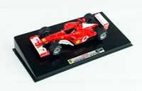 Hotwheels FERRARI F2002 Michael Schumacher France GP 1:43 Model F1 Car Formula 1