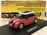 The Italian Job 2003 Movie Mini Cooper S Red 1:43 Scale Greenlight 86547
