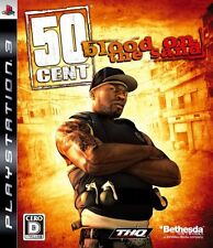 (Used) PS3 50 Cent: Blood on the Sand  [Import Japan]((Free Shipping))