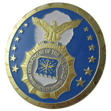 UNITED STATES AIR FORCE (USAF) SECURITY POLICE GP COIN 1059#