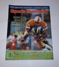 1979 NO LABEL ! Sports Illustrated TAMPA BAY BUCCANEERS Dewey Selmon !