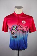 Castell Radtrikot cycling jersey maglia Trikot Gr. 5 54 cm XL Ronse Renaix 88