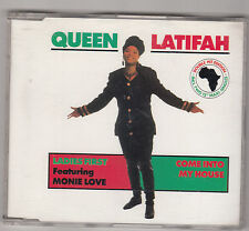 QUEEN LATIFAH - come into my house CD single