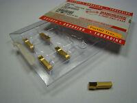 MANCHESTER Carbide Inserts 506104 M40 USA (5 Pcs)
