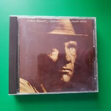 """CD CALVIN RUSSELL  """" sounds from the fourth world """" blues rock"""