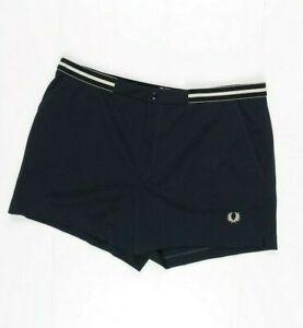 Pantaloncino Fred Perry Sportwear Tg: 56 Usato (Cod.EBAY220) Vintage Blu Unisex