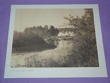 Edward Curtis Native American Indian Vintage Photo Print LITTLE BIGHORN APSAROKE