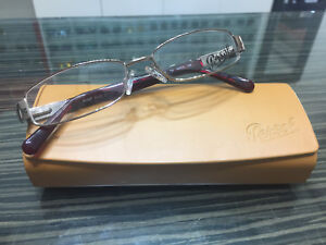 Brand New Authentic Persol 2270-V-B 795 Rx Eyeglasses Italy Frame Authentic Case